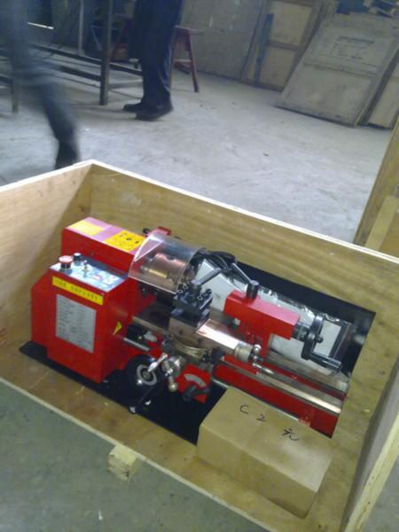 供应4A级桌上车床生产厂家图片
