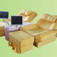 供应郑州定制手气电动足发椅按摩美容床足浴沙发躺椅