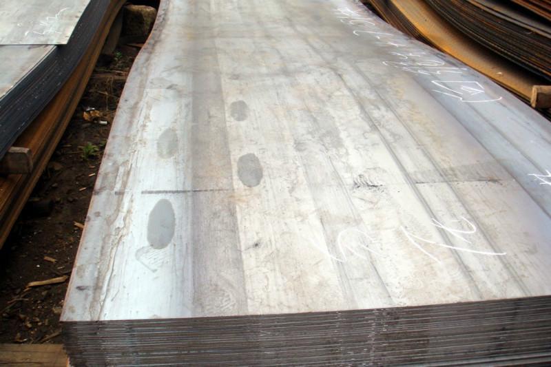 供应用于机械的锰板Q345锰16Mn低合金板5mm4.75*1500*6000