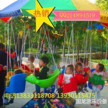 供应河南郑州秋千鱼毛绒动物电动车儿童蹦极跳床小火车机器人蹬车
