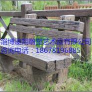 山东东营仿木河道护栏生产厂家优惠图片
