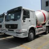供应12方水泥搅拌车价格/重汽搅拌车