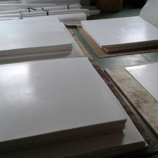纯聚四氟乙烯板图片