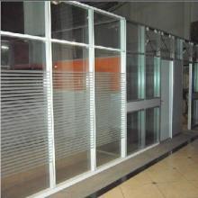 供应重庆玻璃隔断-成品玻璃隔断图片