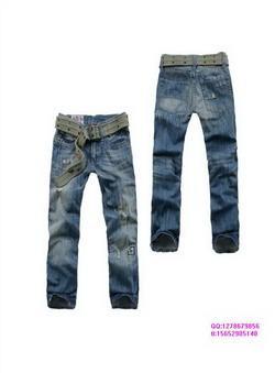 外贸牛仔裤图片/外贸牛仔裤样板图 (2)