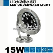 15W大功率led水底灯图片