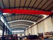 LDA电动单梁起重机室内行车天车图片