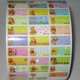 东莞供应玩具贴纸/卡通贴纸/印刷动物贴纸厂家