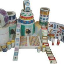 广东供应纸品标签薄膜类标签印刷