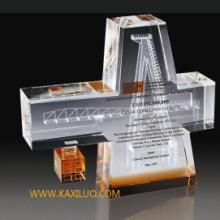 供应水晶烟灰缸钥匙扣摆件汽车香水瓶水晶K9料