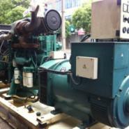 苏州专业回收进口发电机图片