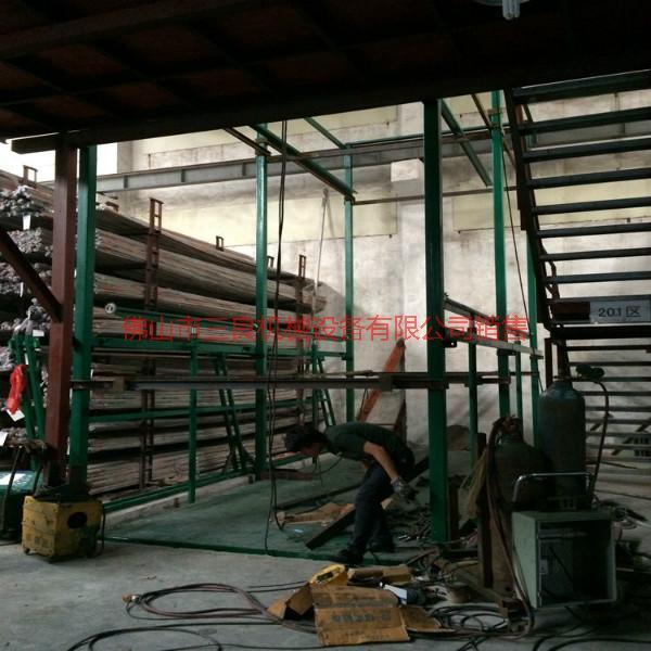 供应江门导轨式液压升降货梯生产厂安