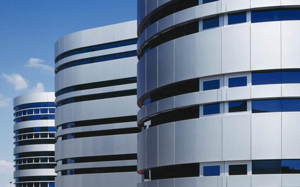 供应铝板幕墙设计,安装,一条龙服务等。