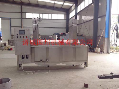 供应厂家生产1500型电加热油炸机价格