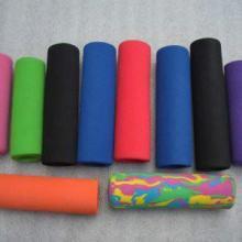 供应橡胶发泡管,手柄,,彩色管手柄套,NBR管,防滑手柄