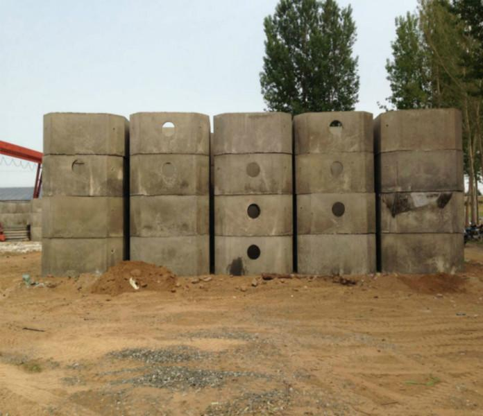 钢筋混凝土检查井化粪池市场前景图片