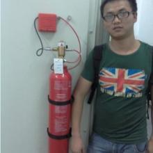 供应气体灭火火探式灭火设备