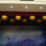 舞台金球图片