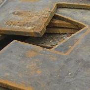 新桥镇工业园收购废铁收购铁板图片