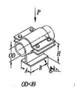供应夹式管座109_夹式管座生产厂家_夹式管座供货商批发
