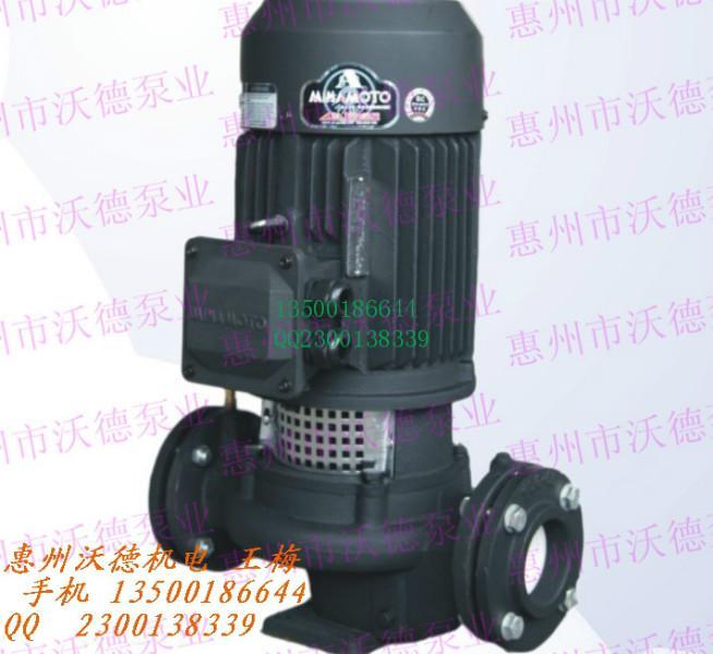 供应18.5KW管道泵  源立18.5KW管道泵生产厂家