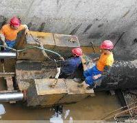 供应黄陵县顶管施工,黄陵县顶管定向钻施工