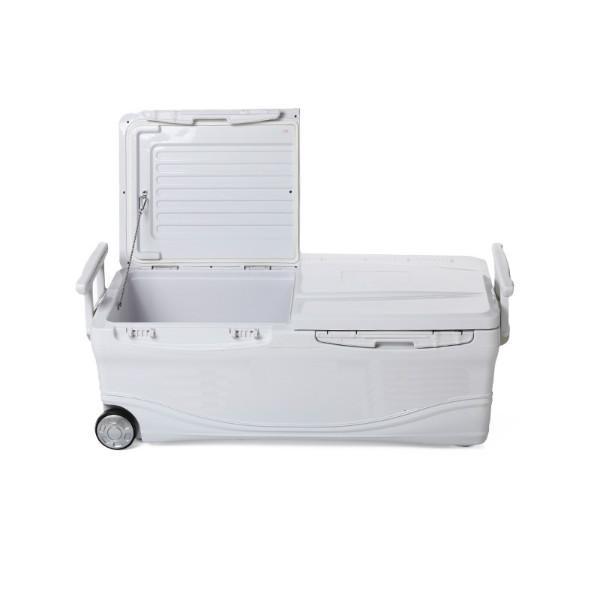 供应海鲜冷藏箱厂家,海鲜冷藏箱报价 臣平高品质冷藏箱CP070冷链配 冷链配送解决方案车载疫苗运输箱