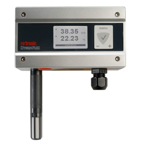供应ROTRONIC,HF5系列工业处理,制药行业温湿度控制仪