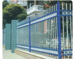 供应镀锌钢管围墙栅栏厂家制做安装图片