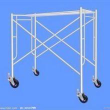 供应新疆脚手架供货商/脚手架批发,加厚龙门架,门式,梯式,组合脚手架型号齐全图片