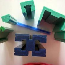 优质UPE链条导轨/链条导向/耐磨导条产自新江化工图片