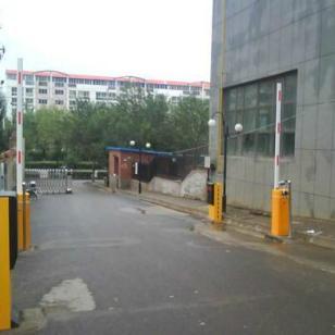 兰州九州阳光家园停车场收费系统图片