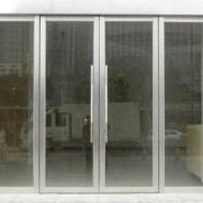 供应兰州不锈钢玻璃门/玻璃门制作/玻璃门安装/无框玻璃门