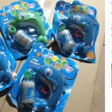 供应热卖库存玩具论斤卖七彩泡泡 儿童小孩最喜欢嬉戏打闹吹泡泡玩具