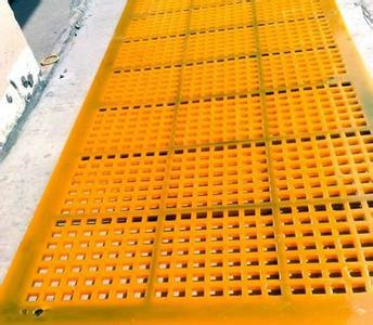 供应聚氨酯筛网