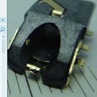供应PJ-324沉板耳机插座斜口1.4【smt耳机座】
