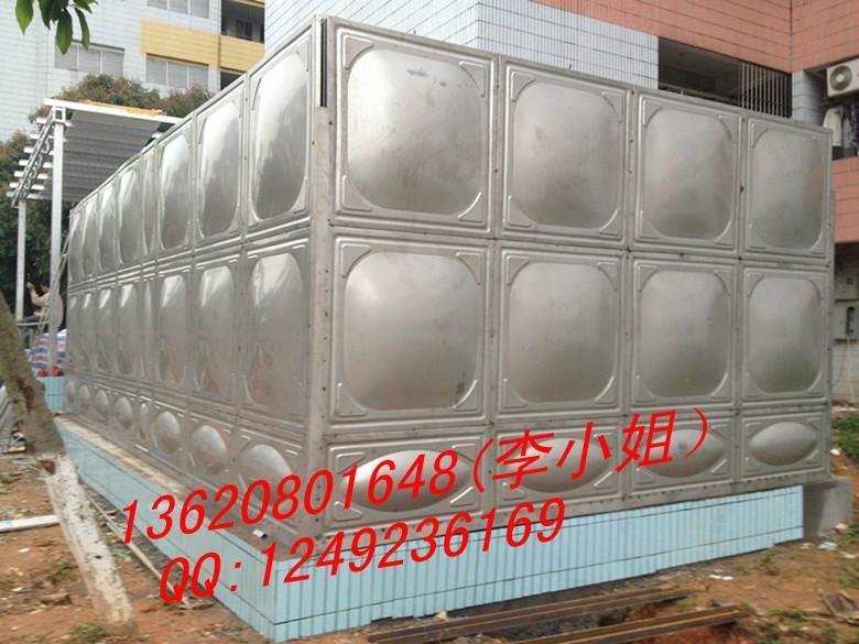 广州锅炉专用不锈钢水箱-空气源水箱报价-太阳能配套保温水箱