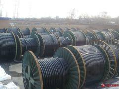 高价回收废旧电线电缆 河北省南宫市废旧变压器铝线回收