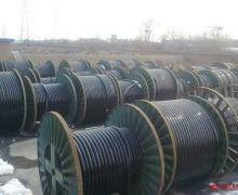 高价回收废旧电线电缆 东港市废旧电缆铜板回收咨询热线批发