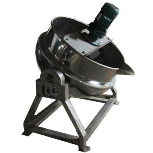 搅拌可倾式夹层锅200图片