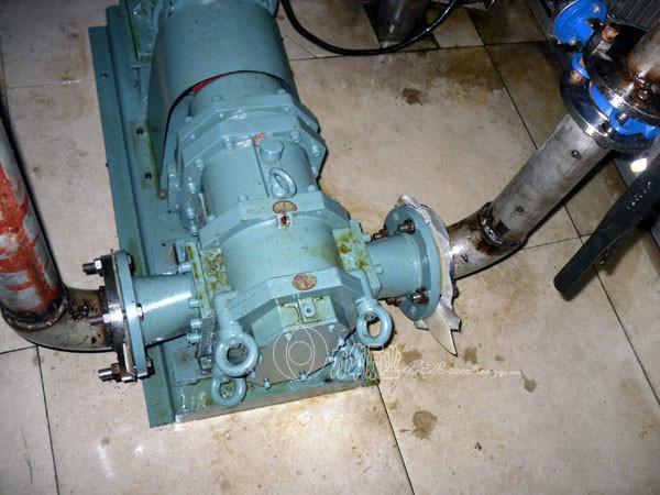 供应高粘度凸轮转子泵LH旋转活塞泵