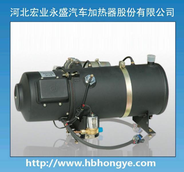 供应汽车发动机低温启动预热锅炉
