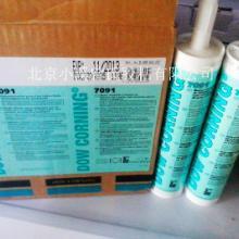 供应道康宁7091灰色白色黑色 300ml/支 中性硅酮密封胶图片