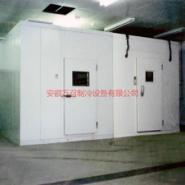 安徽省各种冷库安装建造大小型冷库图片