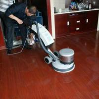供应地板打蜡公司专业实木地板打蜡/