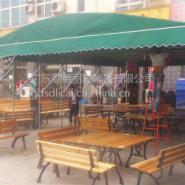 大排档餐饮业帐篷临时摆卖帐篷图片