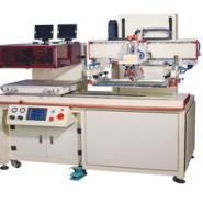 半自动CCD视像对位丝印机图片