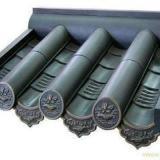 供应玫红双筒瓦、宜兴生产优质双筒瓦厂家