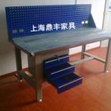 供应重型钳工工作台/1500x750x800mm/承重一吨/五金工具