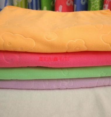 超细纤维经编毛巾图片/超细纤维经编毛巾样板图 (1)